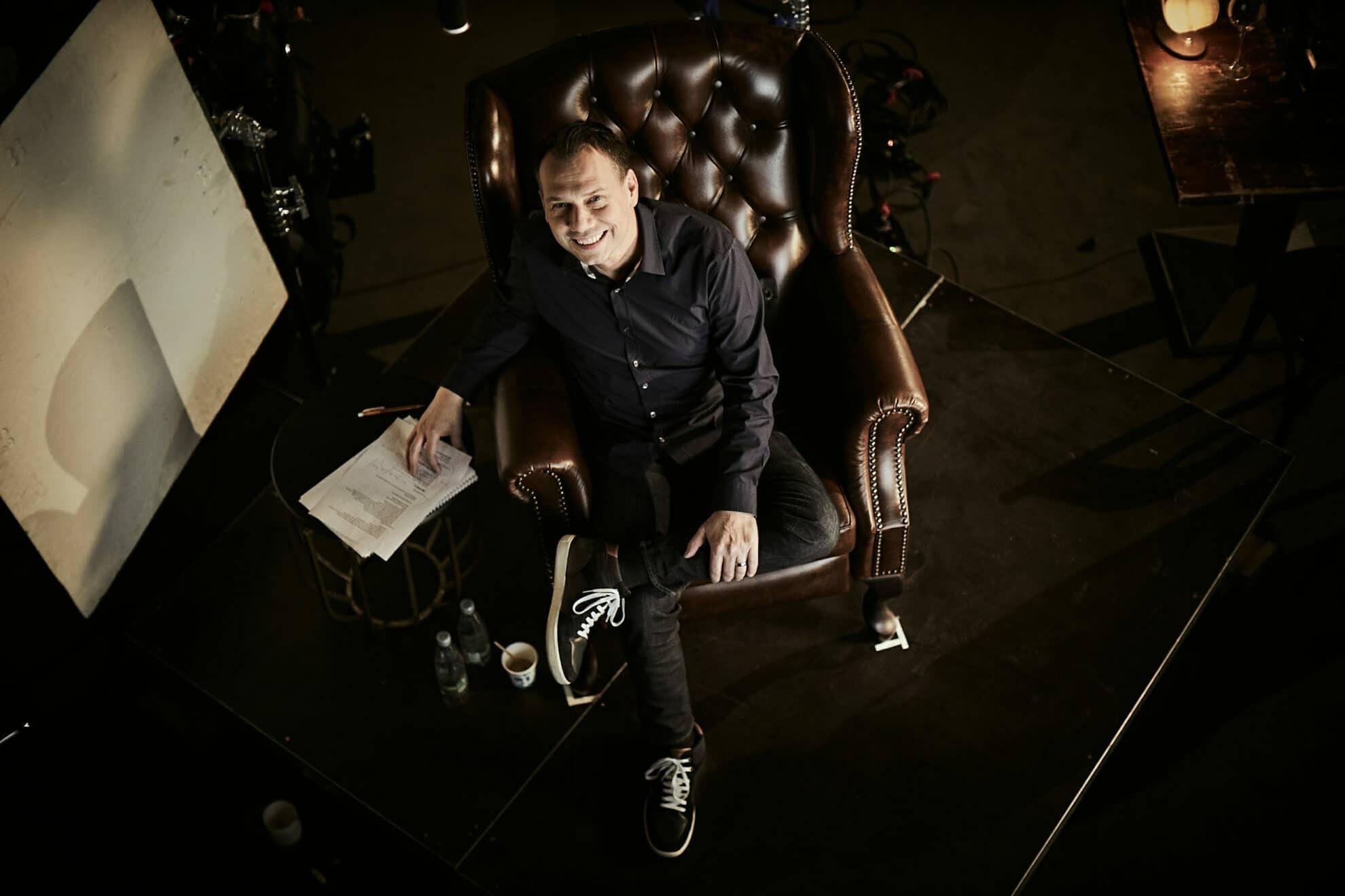 Sebastian Fitzeks Schreibtipps, die Dich zu einem besseren Autor machen