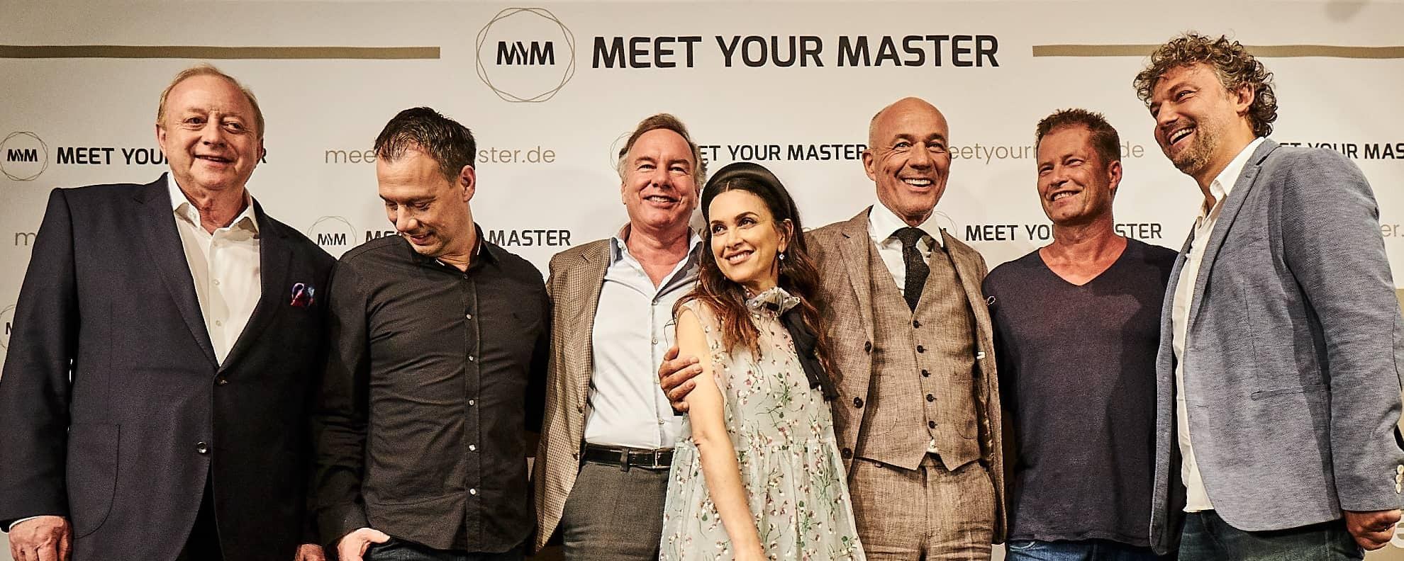 MasterClass Alternative: Die deutsche e-Learing-Plattform Meet your Master