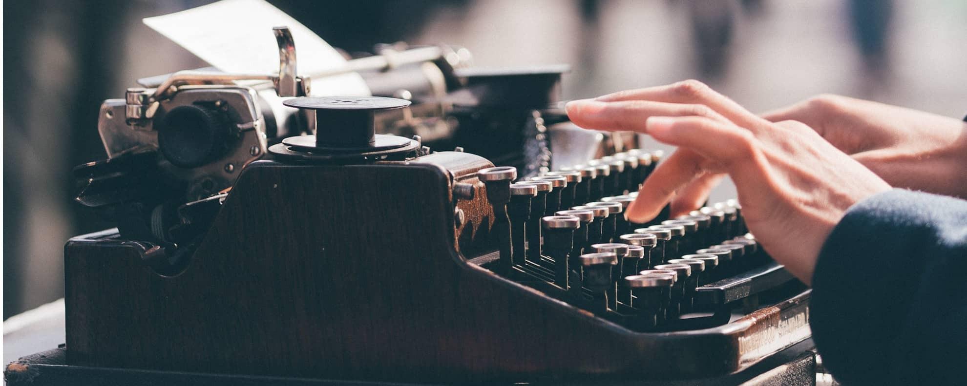 Schriftsteller werden: 6 Schritte für einen erfolgreichen Start