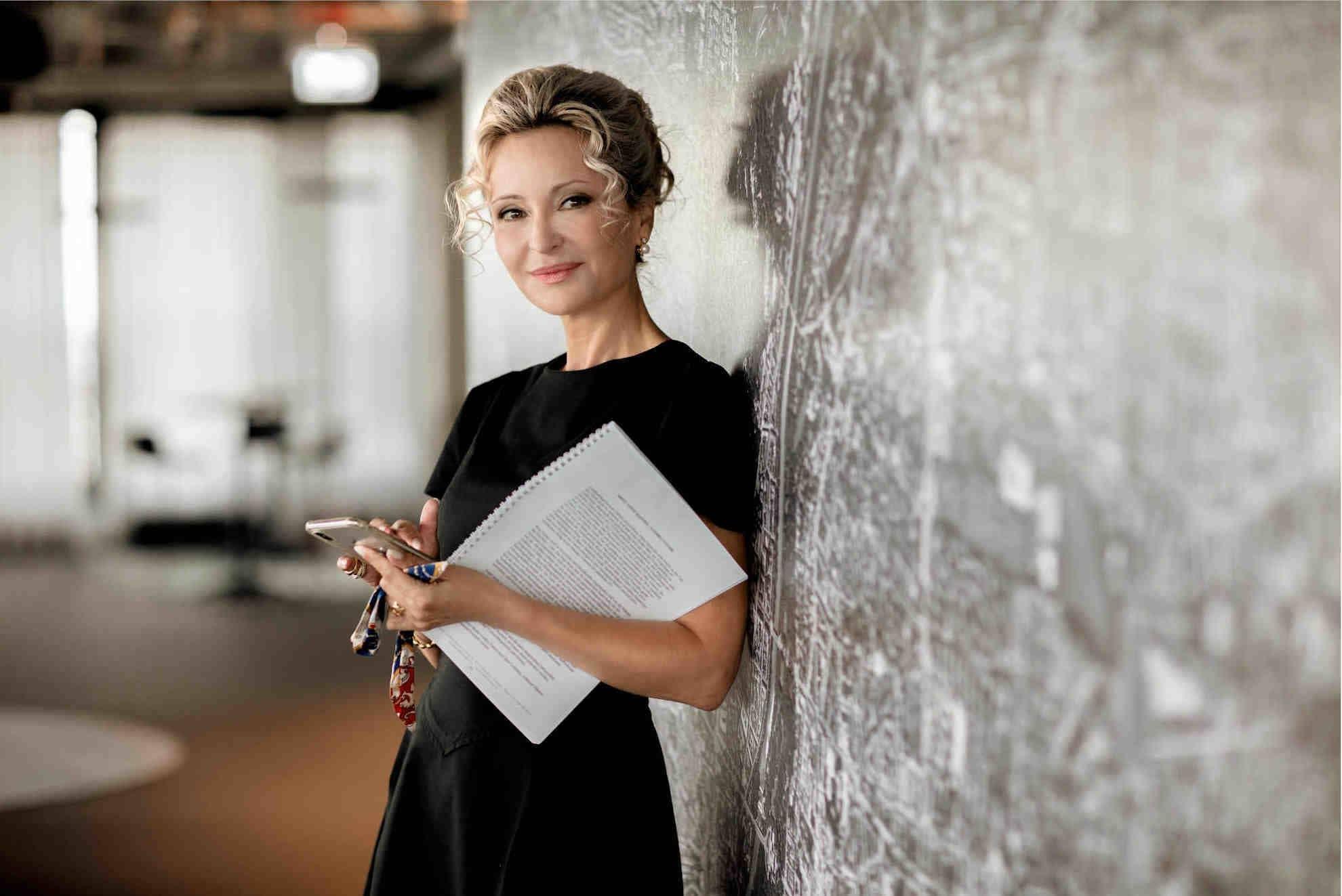 Sandra Navidi: Wie die Digitalisierung die Arbeitswelt verändert