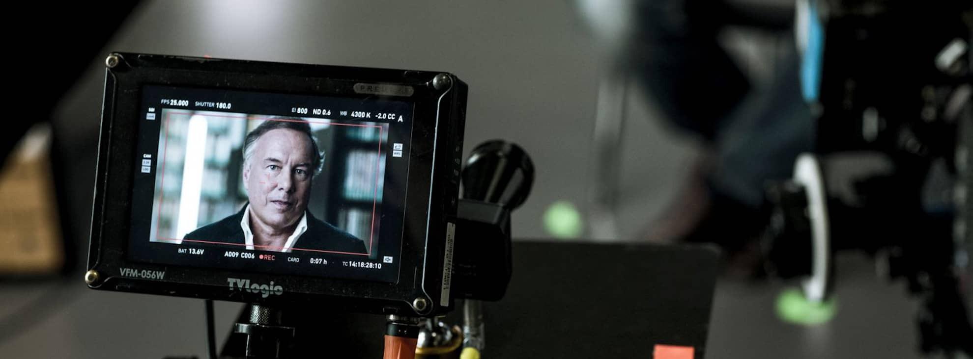 Filme selber machen: Nico Hofmanns Tipps für eine eigene Filmsprache