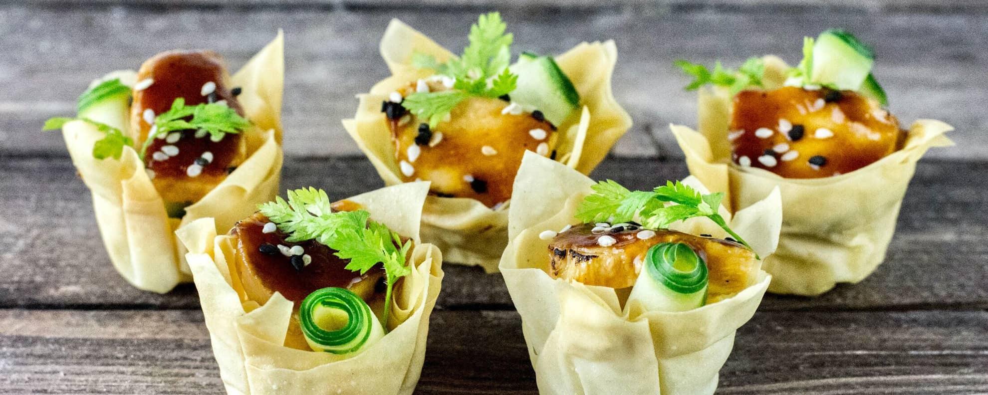 Einfaches und leckeres Fingerfood für deine nächste Homeparty