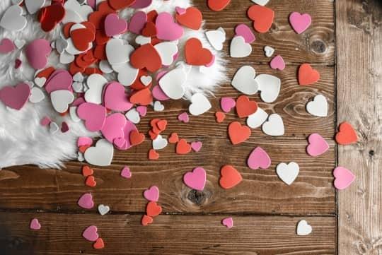 Jetzt Gutschein zum Valentinstag verschenken