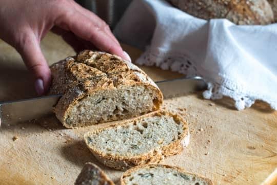 Brot backen: 5 Grundlagen für Anfänger