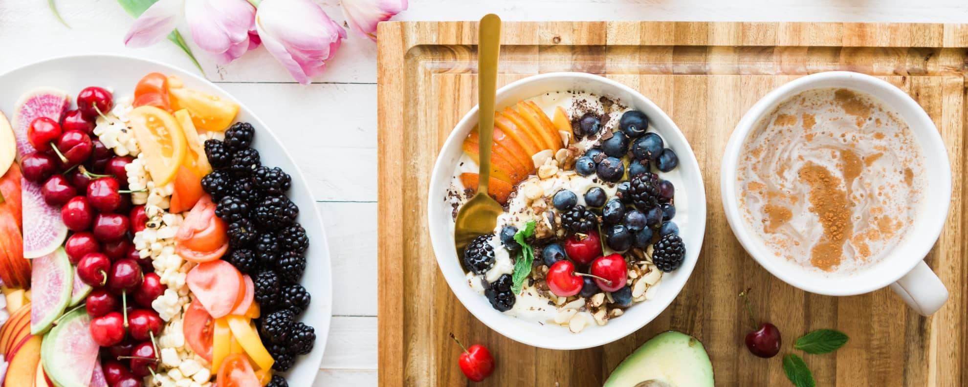 Welche Lebensmittel helfen gegen freie Radikale?