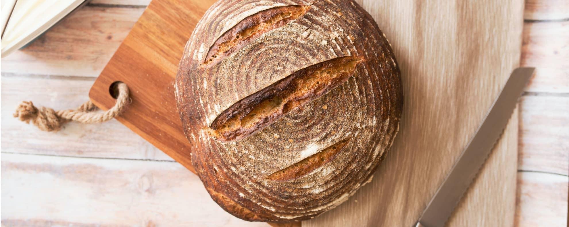 Welches Brot ist basisch?