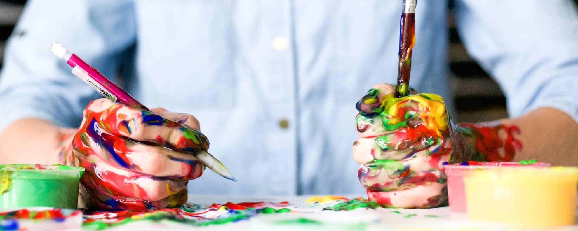 Künstlerische Berufe für kreative Köpfe