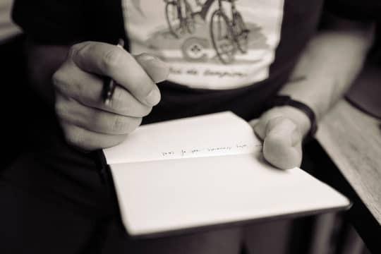 Ein Buch schreiben: So fängst du an