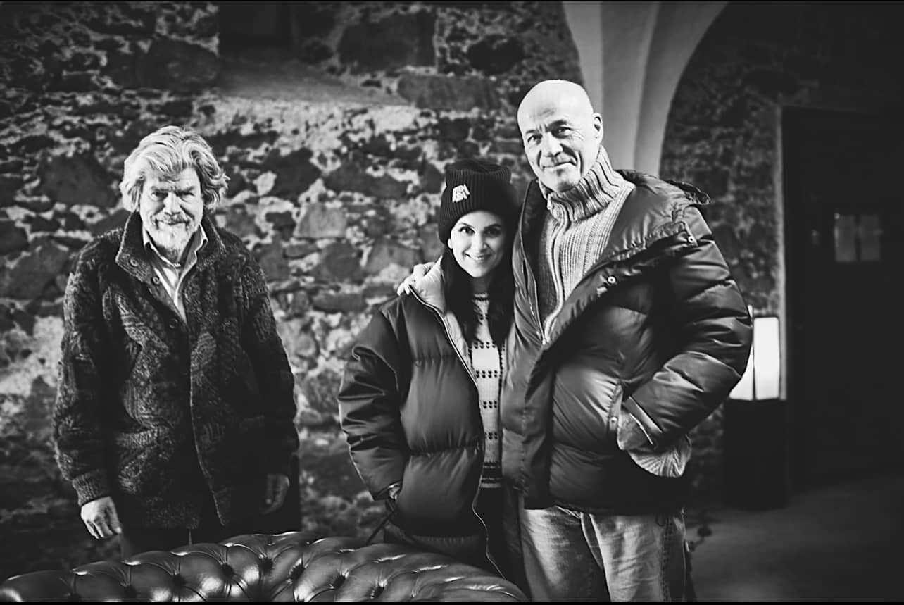 Heiner über Motivation und Reinhold Messner